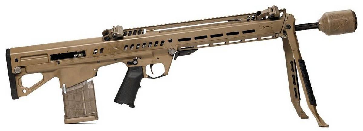 Стрелковата система RM277 като вероятно перспективно оръжие на американската армия