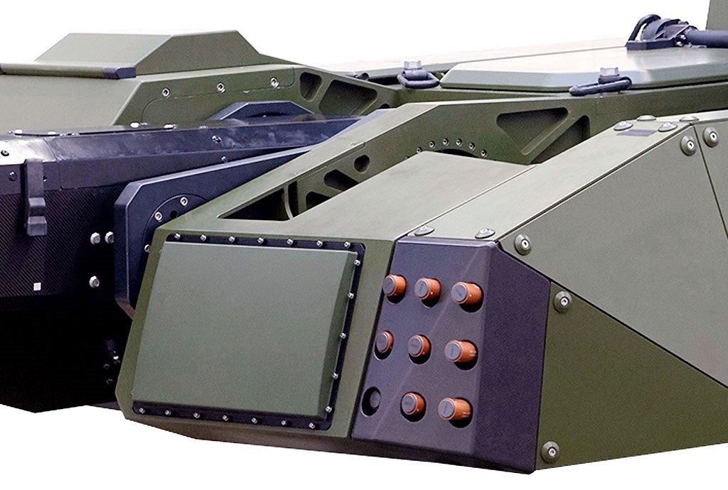 Още подробности за ЗАК Skyranger 30 на Rheinmetall Air Defense