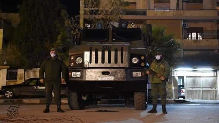 """Бронирани машини подобни на украинските """"Варта"""" са забелязани в Сирия"""