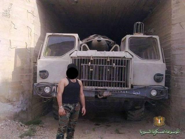 """""""Ракетният динозавър""""  - убийственият коз на Башар ал Асад"""