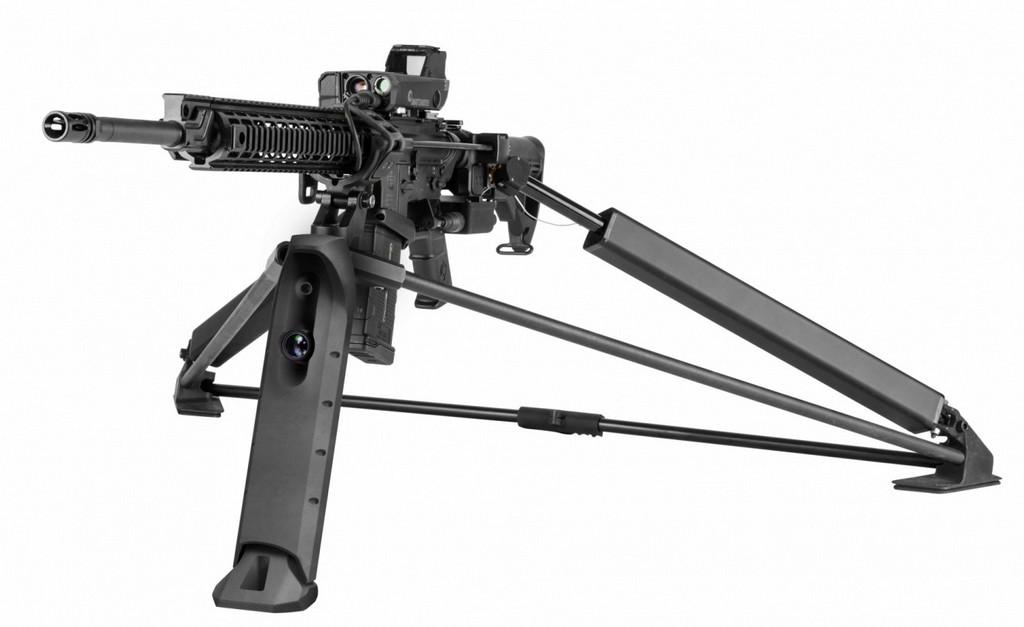 Дистанционно управляеми модули за стрелково оръжие от компанията Smart Shooter