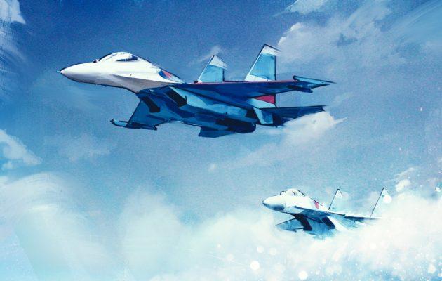 Какъв ефект е оказал форсажът на Су-27 върху екипажа на американския В-52