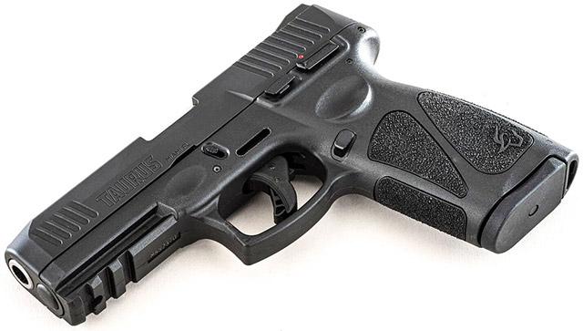 Taurus G3 - новият бразилски полимерен пистолет