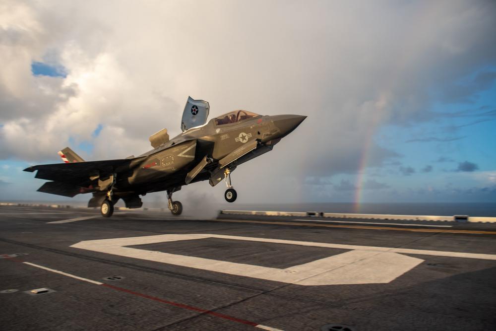 Пентагонът и Lockheed Martin се разбраха за темпа на производство на изтребителя F-35