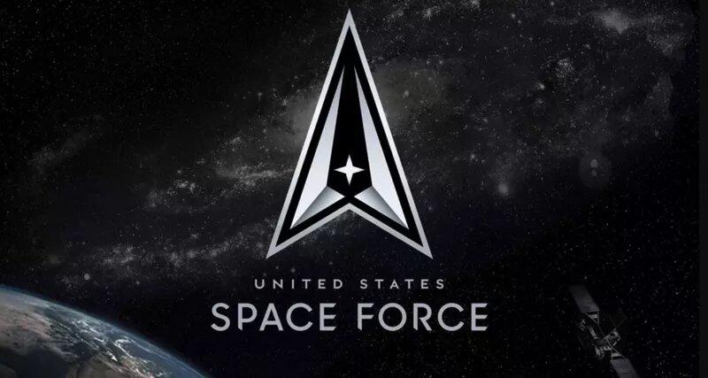 Космическите сили на САЩ са обвинени в плагиатство на логото си