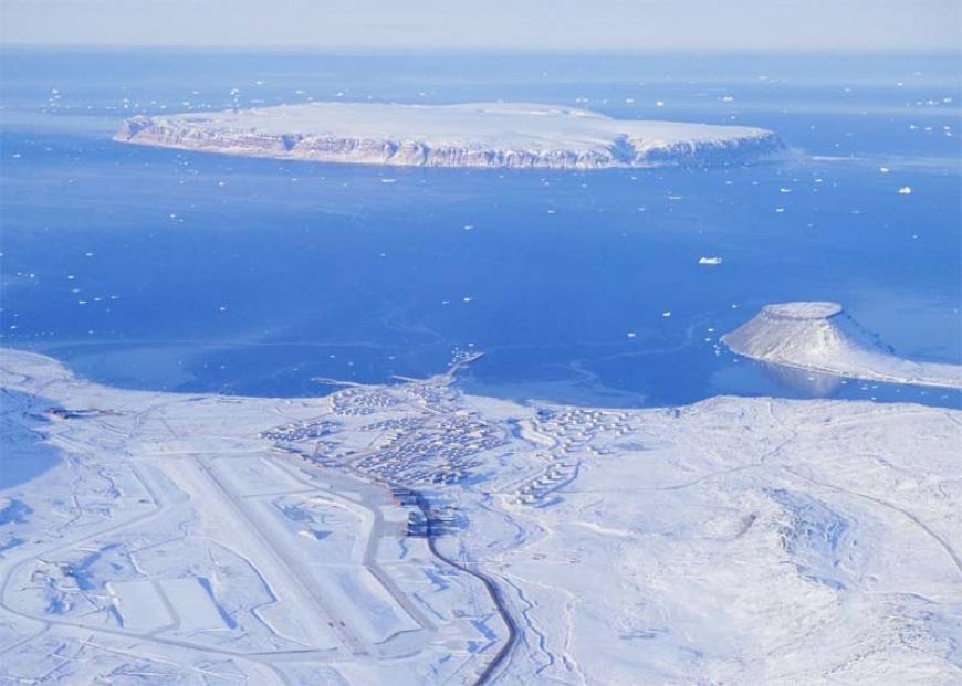Усилването на Руската федерация в Арктика е в отговор на авиобазата на НАТО в Гренландия