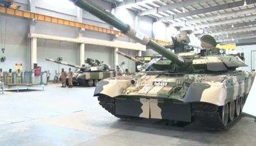 Украйна ще модернизира пакистанските T-80УД за 85 милиона долара