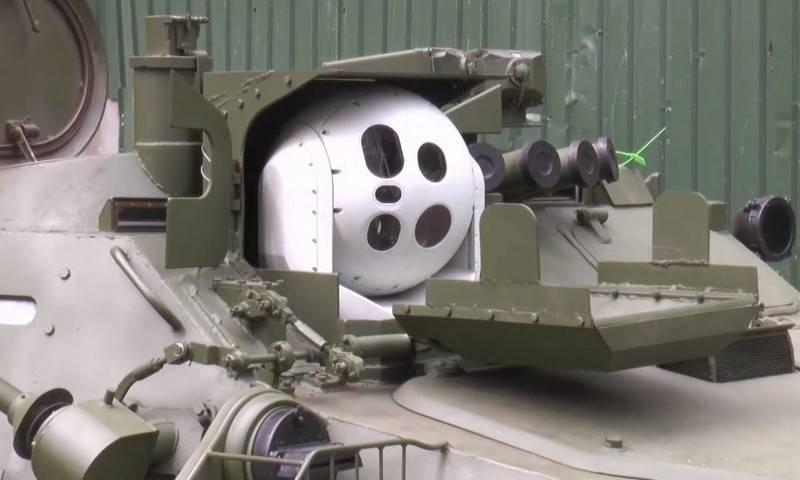 """Украйна модернизира самоходния ПТРК """"Щурм-С"""""""