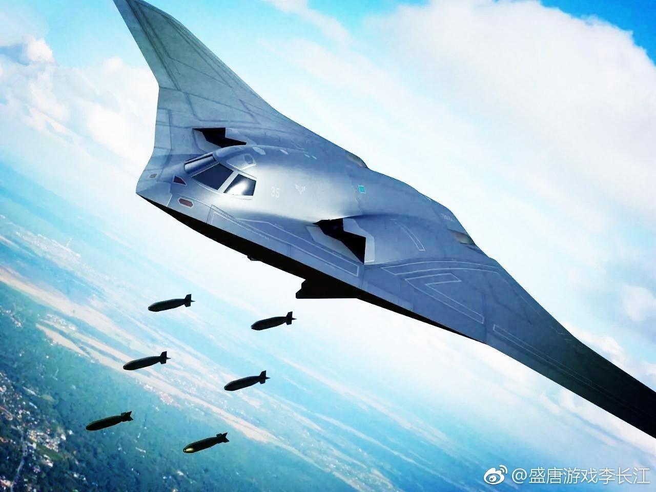 Китай разкри video teaser на стелт-бомбардировача H-20