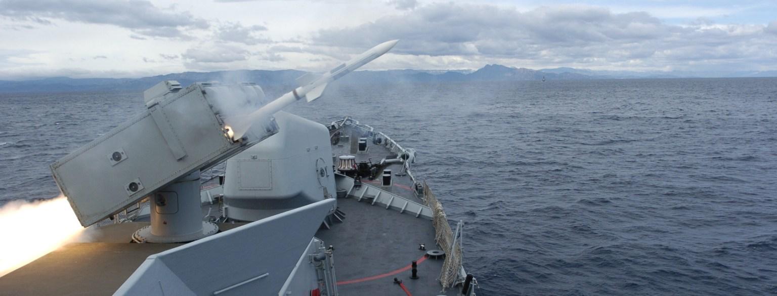 ЗРК Albatros NG ще получи ракети CAMM-ER