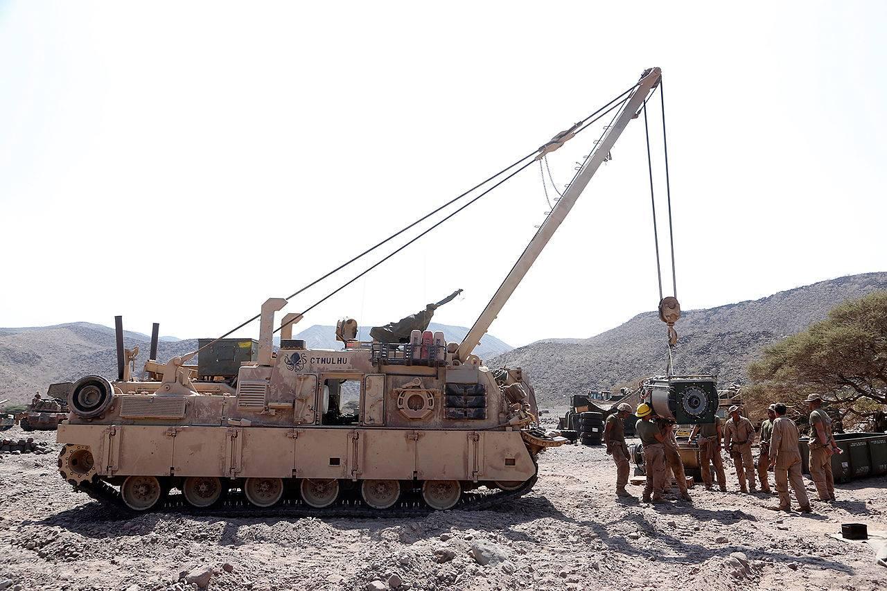 Американската армия сключи договор за разработката на БРЕМ M88A3