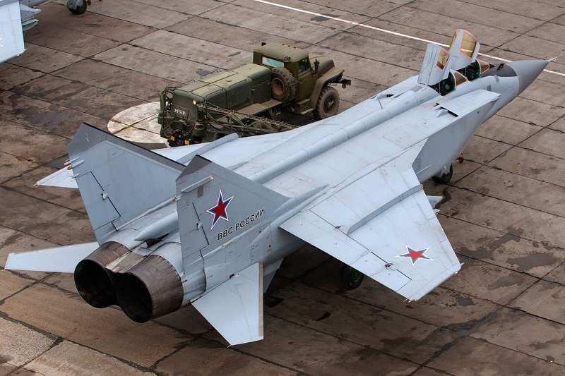 The Drive: американски секретен самолет, кръстен на руски изтребител