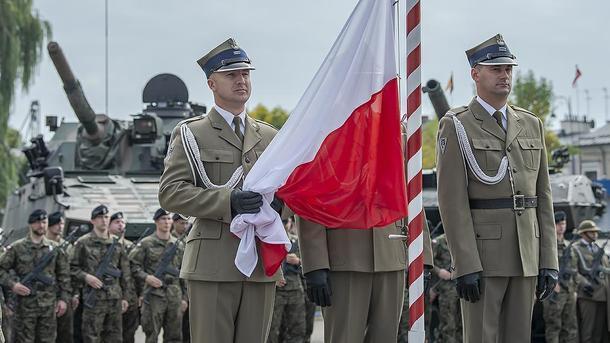 Засиленото напрежение в Европа кара поляците да формират още една дивизия