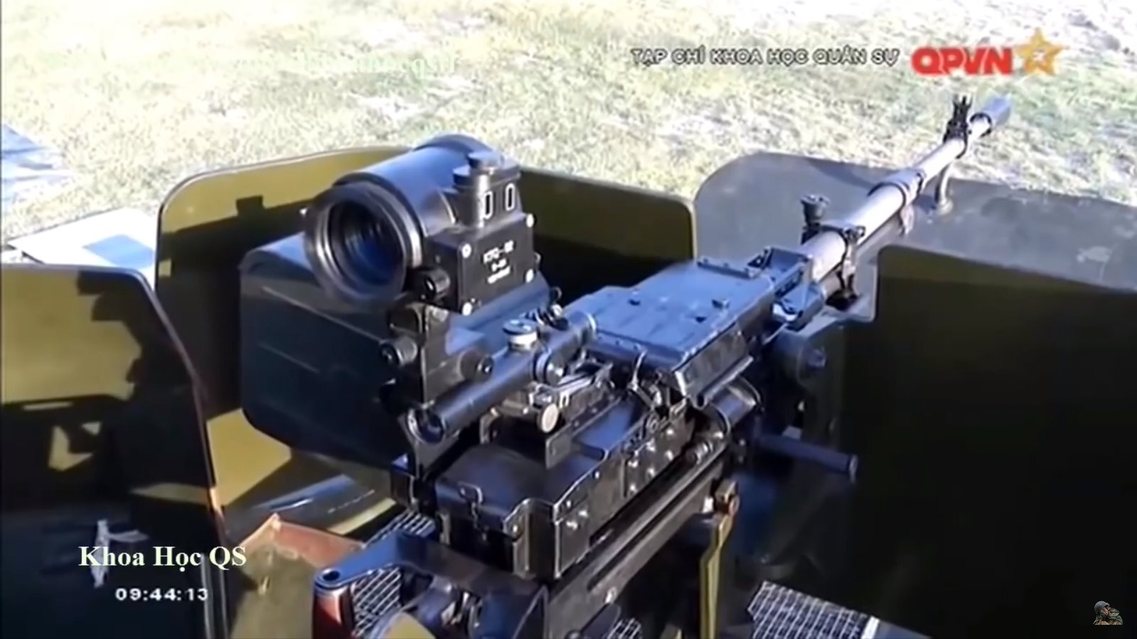 Във Виетнам на американските БТР M113 качиха съветско оръжие